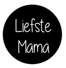 Button Liefste Mama
