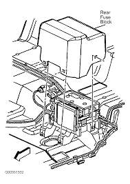 2003 range rover fuse box diagram 2003 manual repair wiring and 2004 chevrolet trailblazer fuse box diagram under seat