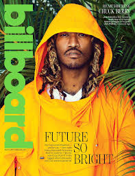 Future Billboard Charts That Rap Guy Future Featured Inside Of Billboard Magazine