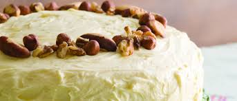 Carrot Cake Food In A Minute