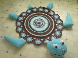 bathroom interior crochet sea turtle rug i d like it better with flat appendages and