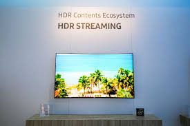 samsung tv hdr. samsung and partners demonstrate live uhd hdr tv broadcast via atsc 3.0 at ces 2016 tv hdr