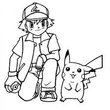 Scarica E Stampa Pokemon Da Colorare Online Disegni Da Colorare
