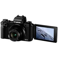 Купить <b>Фотоаппарат</b> компактный <b>Canon PowerShot G5</b> X Black в ...