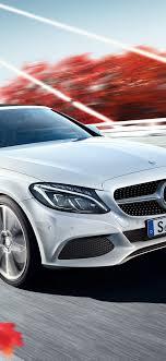1125x2436 Mercedes Benz C Class ...