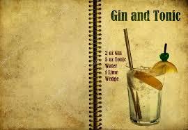 Afbeeldingsresultaat voor gin en tonic