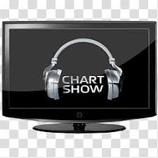 Music Chart Show Tv Channel Icons Music Chart Show Transparent Background