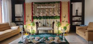 eco friendly home based events decor