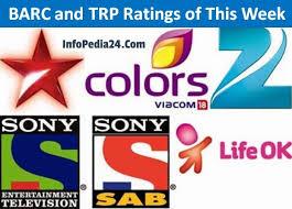 Barc Trp Ratings Of Indian Tv Serials This Week 48 November