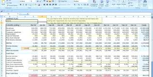 Personal Cash Flow Statement Template Excel Use This Income Statement Template To Assess Profit And Loss