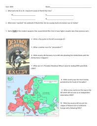 world war i essay questions quiz wwi wbphillipskhs