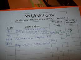 best writing conferences ideas lucy calkins  during writing conferences create goals students have them highlight examples of meeting those