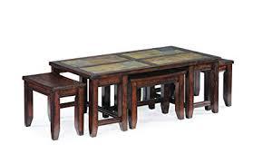 magnussen allister t1810 43 wood rectangular tail table