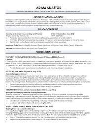 Gallery Of Resume Sample For Fresh Graduate Resume Format For