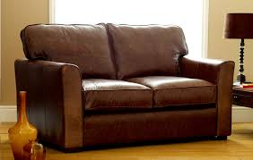 stunning 2 seater leather sofa 2 seater leather sofa brown brokehome