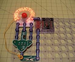 Snap Circuits Light Up Science Kit Discover Electronics With Snap Circuits Arcade A Review