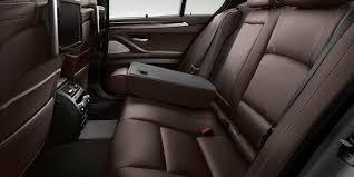 bmw 2015 5 series interior. 2015 bmw 5 series interior back seat