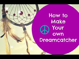 Materials For Making Dream Catchers How to Make a Dream Catcher Dream Catcher Tutorial YouTube 55