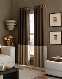 curtain dark brown curtains living room impressive photos