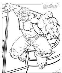 Select from 35428 printable crafts of cartoons, nature, animals, bible and many more. The Avengers Hulk S2f57 Coloring Pages Printable