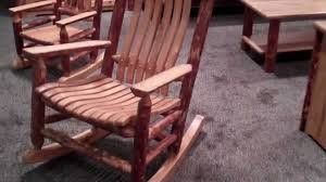 furniture rustic rocking chair kit chairs texas wooden outdoor plans nursery rockers drop delectable
