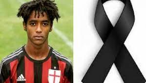 Italie : ancien joueur du Milan AC, l'Éthiopien Seid Visin se suicide -  Sport News Africa
