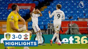Leeds United vs Southampton (23 Feb 2021) 🔥 Video Highlights - FootyRoom