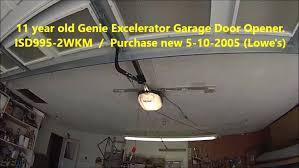 old genie garage door opener genie garage door opener red light stays on home genie garage
