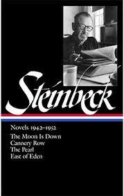 john steinbeck novels library of america john steinbeck novels 1942 1952