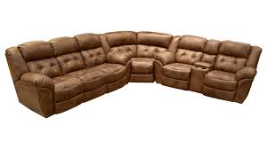 gallery cozy furniture store. cheyenne saddle manual reclining sectional main view gallery cozy furniture store