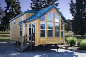 Small Picture Quality Construction Park Model Homes Washington Oregon