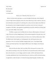 the glass castle analysis essay nolee turner talk is cheap but  3 pages paper for question 4