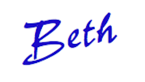 I'm Gearing Up for the New Blogging Season at By Word of Beth ...