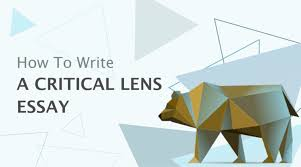 how to write a critical lens essay essayhub how to write a critical lens essay