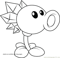 Zombies Coloring Pages Coloring Page Zombie Characters Printable