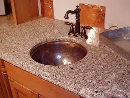 undermount bathroom sink round. Hammered Copper Farmhouse Sink Round Undermount Bathroom O