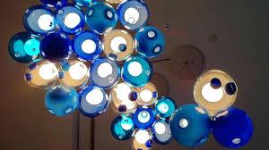 bocci chandelier knock off replica bocci 28 14 chandelier blue bocci chandelier knock off