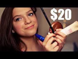 20 dollar makeup challenge spring edition monica church