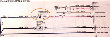 quick fix workaround ford fusion ac evap sensor 7 steps picture of wiring schematics