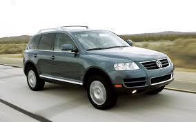 2004 Volkswagen Touareg Specs and Photots - Rage Garage