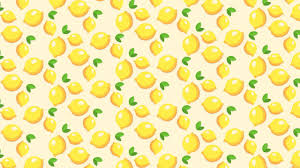 fruit wallpaper pattern. Exellent Wallpaper Lemons Fruit Pattern Minimalism Wallpaper In Fruit Wallpaper Pattern