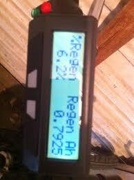 golden motor magic pie bike travel stuff regen ah is the total amp hours gained from regenerative braking
