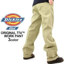 Dickies Girl Work Pants Ladys Fp774 Usa Model Dickies Girl The Size Dance Clothes Hip Hop That The Size That Dickies Underwear Chino Pants Have A