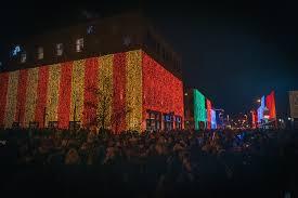 Calendar Of Events Light Up Night For Hensville Lights Set