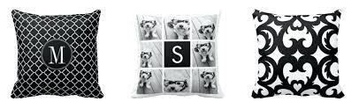 black and white accent pillows. Modren Accent White Accent Pillows Black And Throw In Black And White Accent Pillows