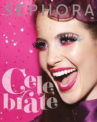 sephora cosmetics 2010 sephora holiday catalog yesterday and i usually love the makeup