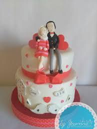 Anniversary Cake Cake By Cake Design By Youmna Cakesdecor