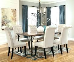 furniture dining sets bench round kitchen dinette farmhouse table with ashley discontinued chairs