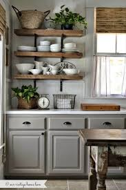 rustic white cabinets. Medium Size Of Kitchen:rustic White Kitchen Cabinets Distressed And Antiqued Hgtv Rustic I