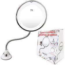 Suction Cup Lights For Mirror